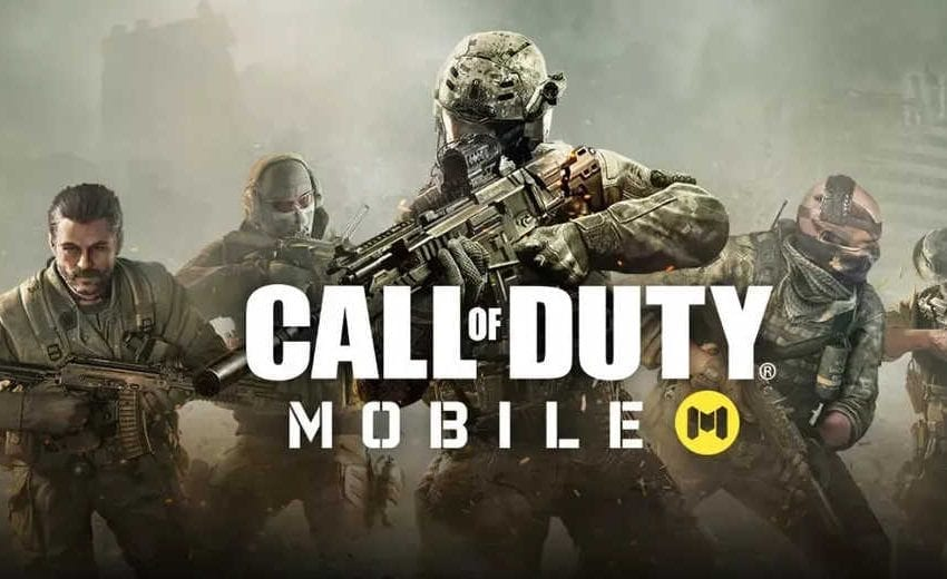 Call of Duty: Mobile's official poster released by Activision/Blizzard.