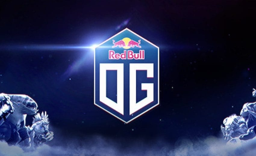 OG Esports' official facebook cover.