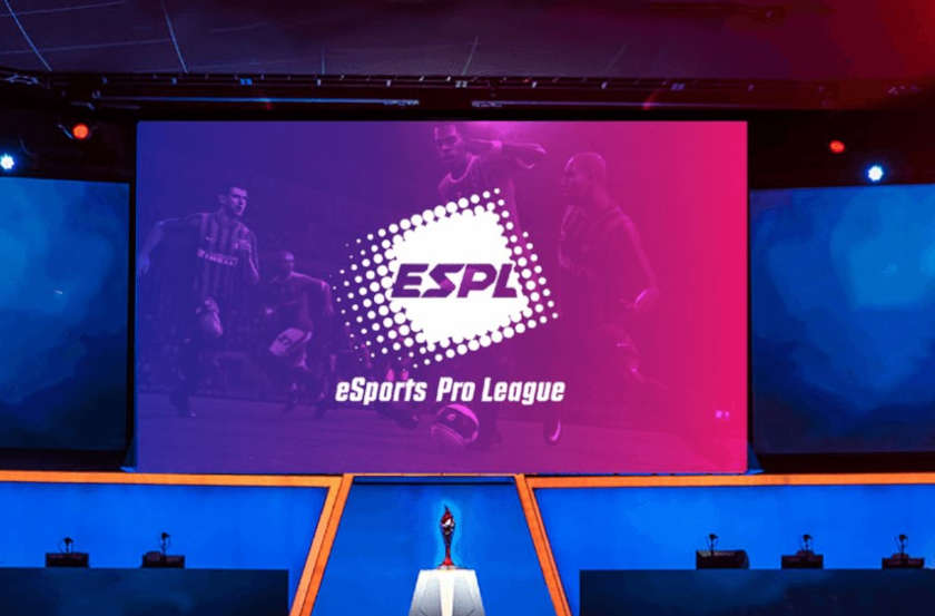 The official announcement of the eSports Pro League (ESPL) run by Michael Broda.