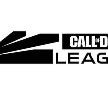 The official Call of Duty League logo.