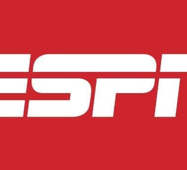 The official ESPN featured logo.