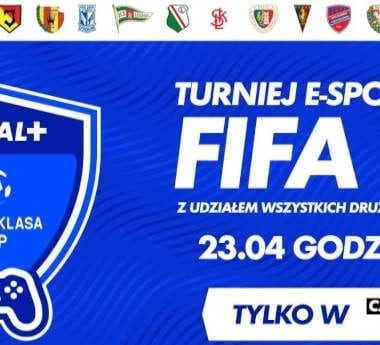 Ekstraklasa Cup official launch poster.