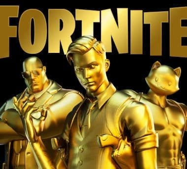 Fortnite official characters.