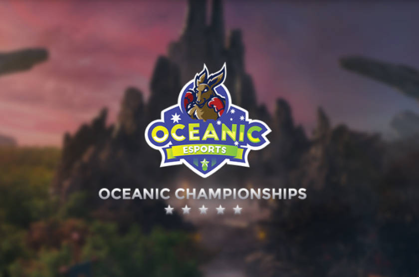 The official Dota 2 online league part of the Oceanic Esports initaitive.
