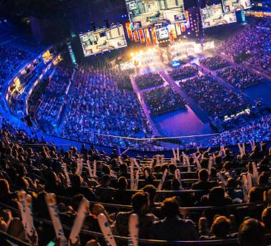 ESL One Cologne's arena and tournament