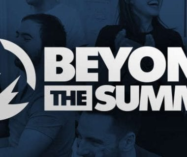 Beyond the Summit official logo.